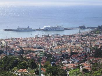 Seilbahn Funchal