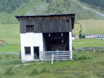 Böschlift Galtür Talstation
