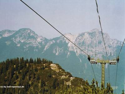 Ropeways wallpaper